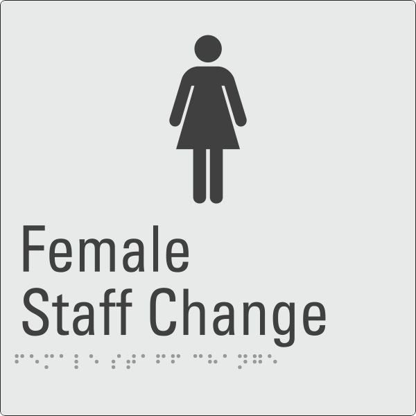 Female Staff Change