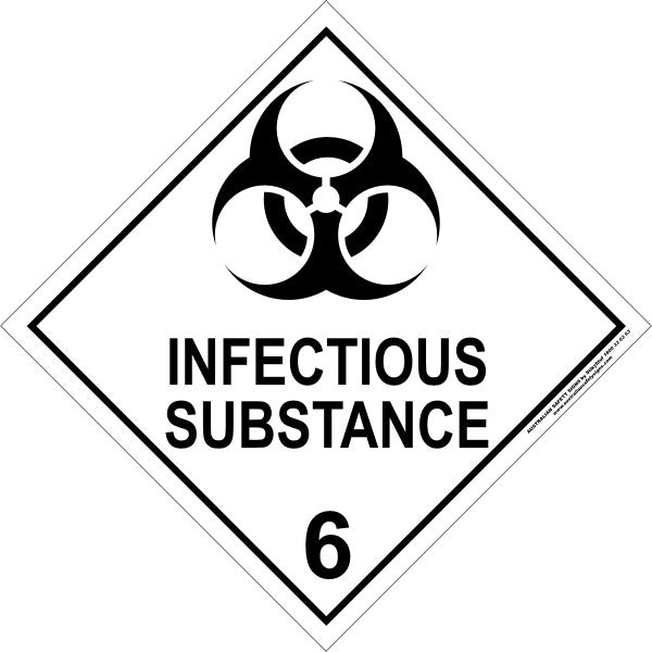 CLASS 6 - INFECTIOUS SUBSTANCE