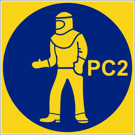 Protective Clothing - PC2