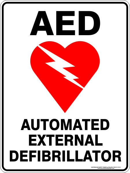 Aed Automated External Defibrillator International Australian