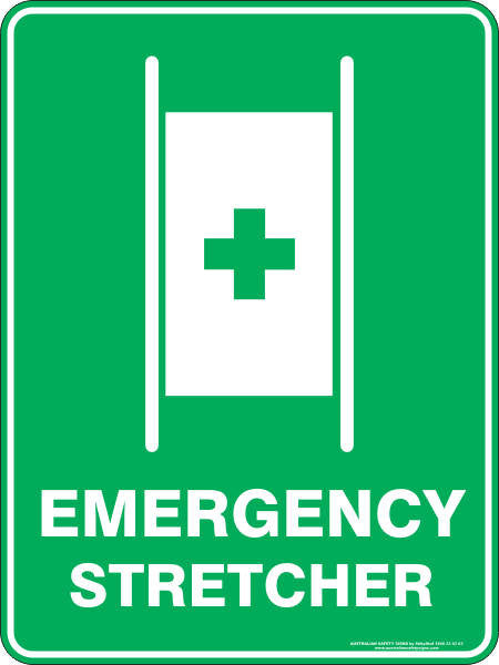 EMERGENCY STRETCHER