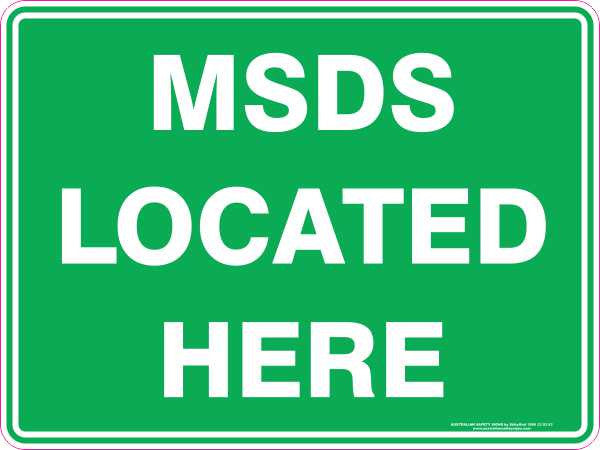 MSDS LOCATED HERE