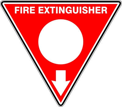 EXTINGUISHER ID MARKER POWDER