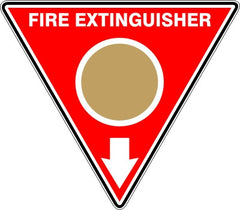 EXTINGUISHER ID MARKER CHEMICAL