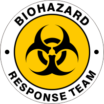 BIOHAZARD RESPONSE TEAM