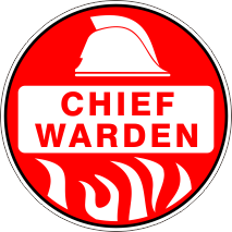 CHIEF WARDEN