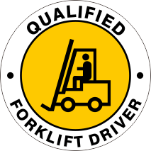 QUALIFIED FORKLIFT DRIVER