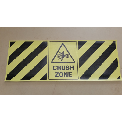 Crush Zone - Stillage banner