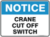 CRANE CUT OFF SWITCH