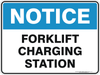 FORKLIFT CHARGING STATION