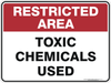TOXIC CHEMICALS USED