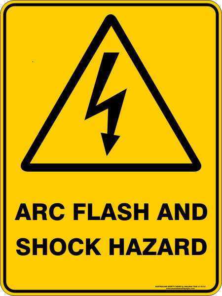 ARC FLASH AND SHOCK HAZARD