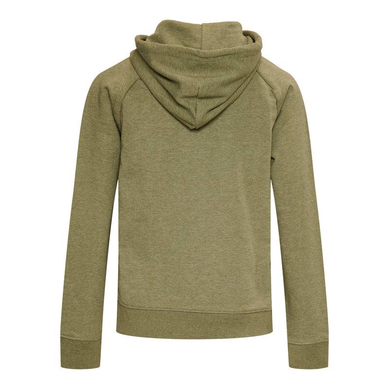 Scandalous Mid Heather Kaki Hoodie Women