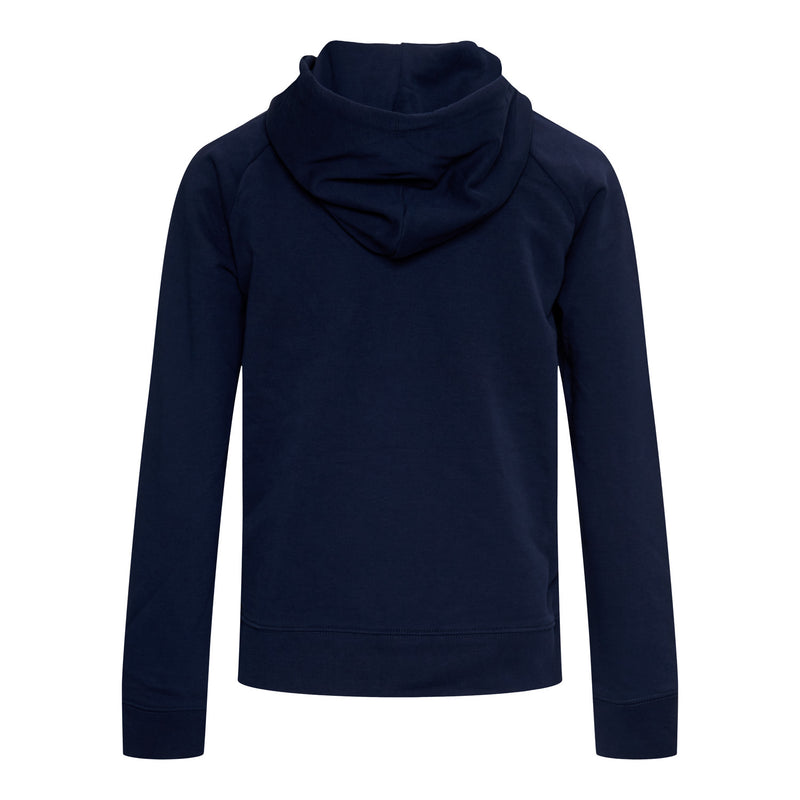 Scandalous French Navy Hoodie Women