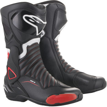 Alpinestars SMX-6 V2 - Black/Red