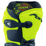 Forma Cougar (Youth) / Off-Road Racing Boots - Neon / Black