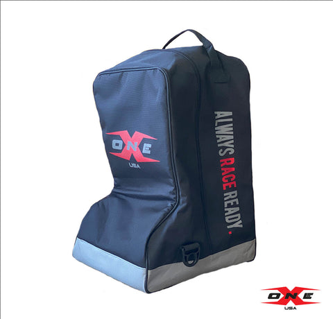 OneX USA Boot Bag - Always Race Ready.