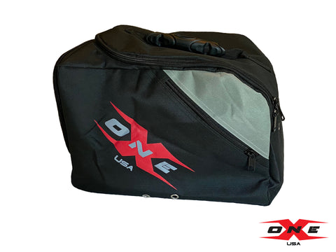 OneX USA Padded Helmet Bag - Always Race Ready.