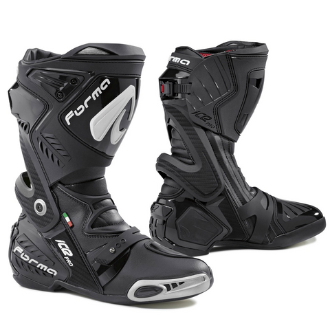 Forma Ice Pro Road Racing Boots - Black