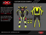 OneX USA Pro Race Custom Leather Suit - Kids