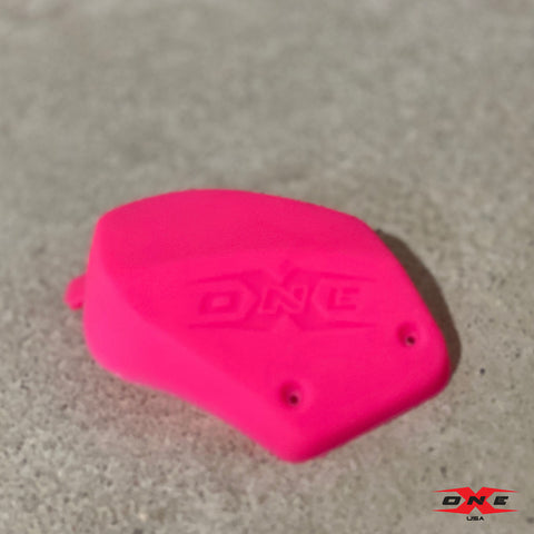 OneX USA PRO ELBOW SLIDER - FLUORESCENT PINK - RIGHT