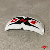 OneX USA RACE SUIT REPLACEMENT SHOULDER GUARD - WHITE