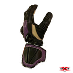 OneX USA Pro Race Gloves - Purple