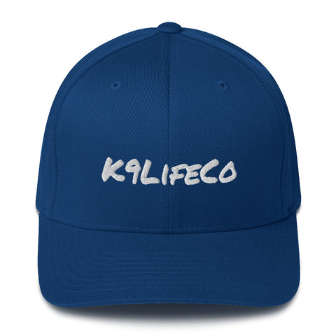 K9LifeCo FlexFit Flat stitch Hat