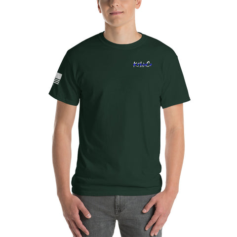 "K9LifeCo- ""Hide & Seek Champ"" - SAR Edition - Short Sleeve T-Shirt"