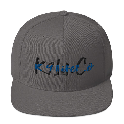 Thin Blue Line - K9LifeCo - Snapback Hat