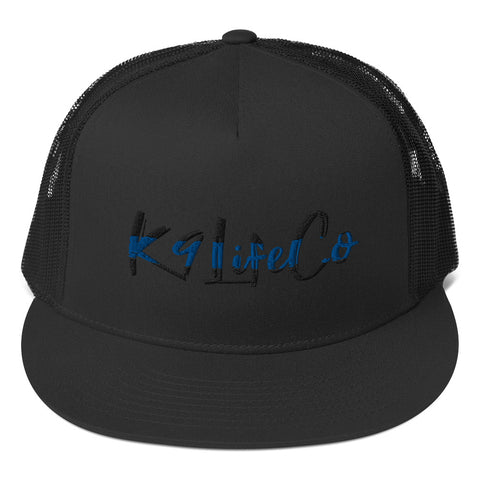 Thin Blue Line - K9LifeCo - Trucker Cap