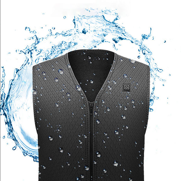 Waistcoat Electric Heating USB Sleeveless Vest