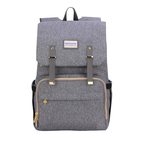 Nappy Bag Large Capacity Travel Backpack
