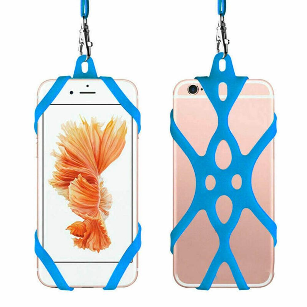 Harness Silicone Rope Cell Phone Accessories
