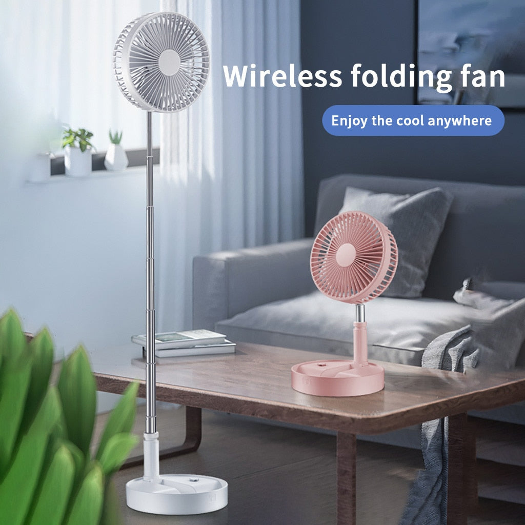 Freestanding Pedestal Cooling Fan