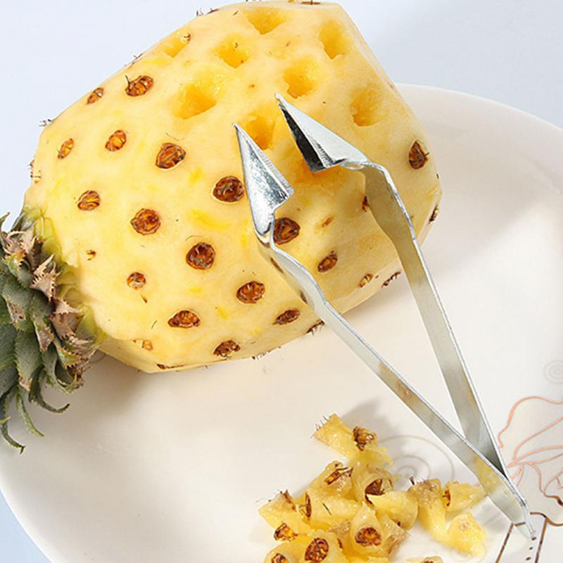 Pineapple Seed Remover Clip Home Kitchen Fruit Tools