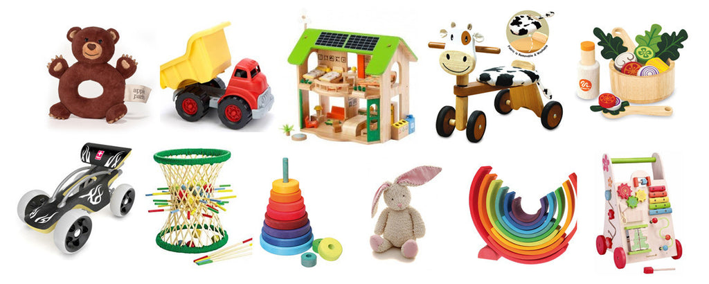 We love our range of Eco Toys!