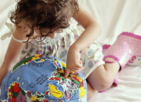 Our Beautiful Hugg a Planet is the perfect educational toy
