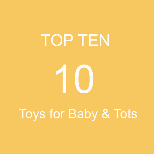 This Weeks Top 10 Favourites for Baby & Toddler