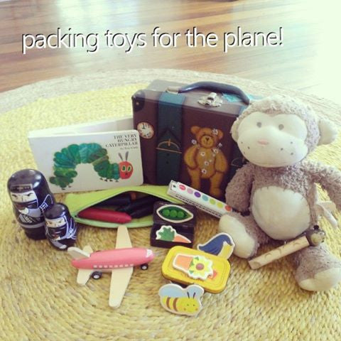 Earth Toys packing up Shop for a Chrissy Holiday!