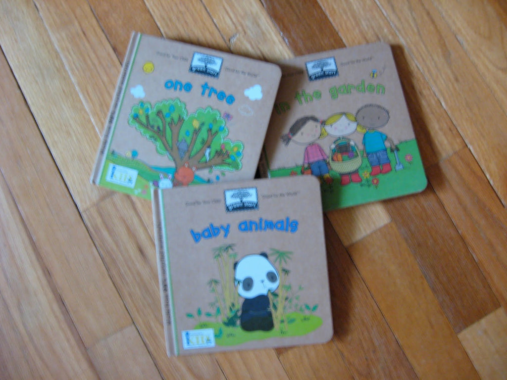 Green Start Eco-Friendly and Educational Books