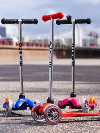 The original Micro Scooters have arrived!