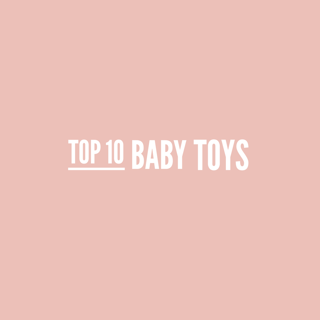 Top 10 Toys for Baby