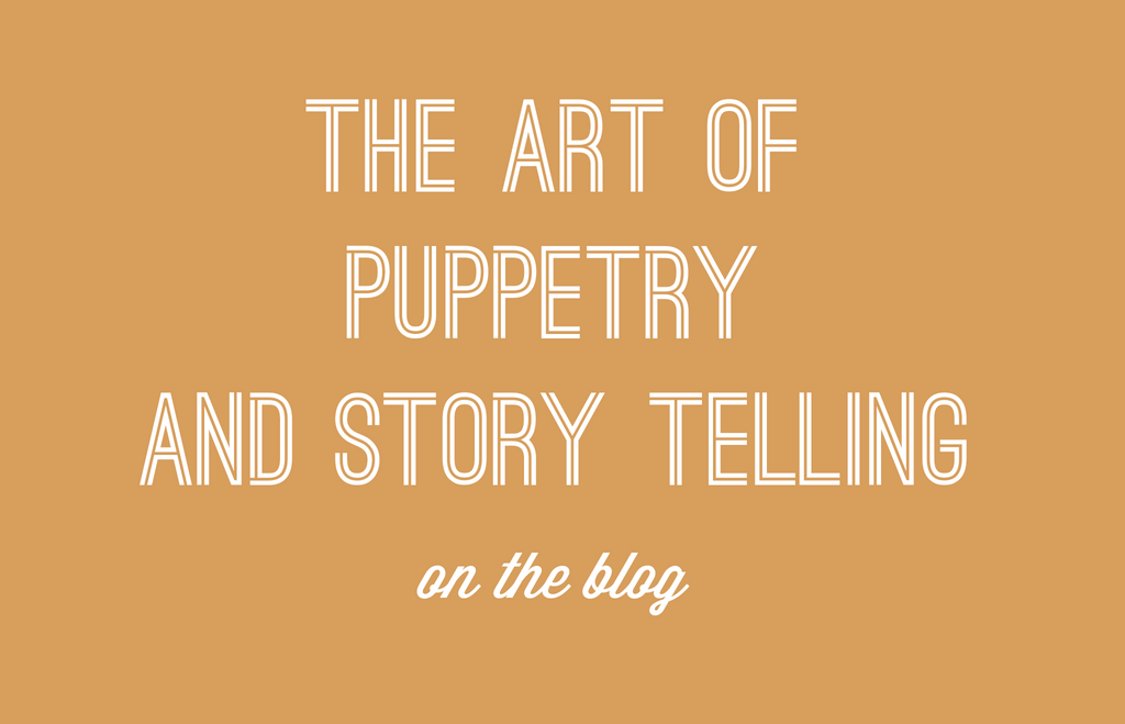 Puppets and story telling