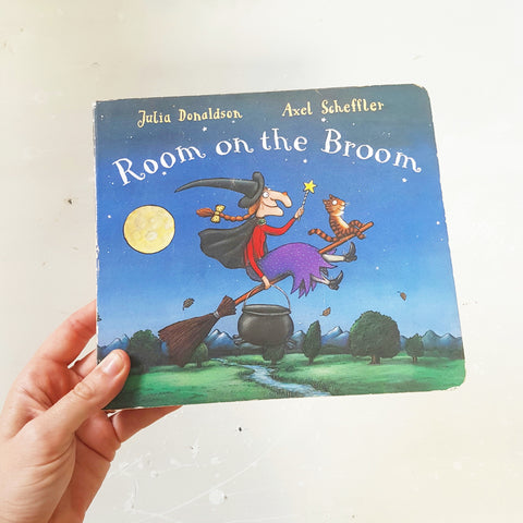 room on a broom