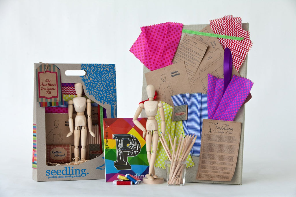 Fashion Designer Kit By Seedling Earth Toys