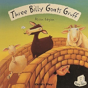 The Billy Goats Gruff - Earth Toys