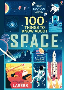 100 Things To Know About Space - Earth Toys