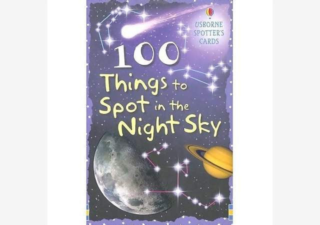 100 Things to spot in the Night Sky - Earth Toys