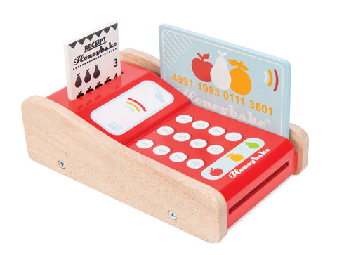 Le Toy Van - Wooden Eftpos Machine